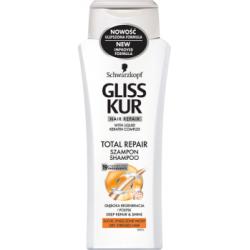 Gliss Kur Total Repair Szampon 400 ml
