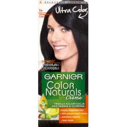 Garnier Color Naturals Creme Farba do włosów 1+ Ultragłęboka czerń