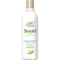 Timotei Pure 2w1 Świeżość i Czystość Szampon i odżywka 400 ml
