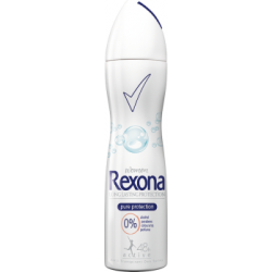 Rexona Women Pure Protection Antyperspirant w aerozolu 150 ml