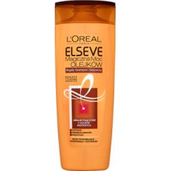 Loreal Paris Elseve Magiczna Moc Olejków Bogaty szampon odżywczy 400 ml
