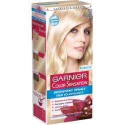 Garnier Color Sensation Farba do włosów 110 Diamentowy superjasny blond