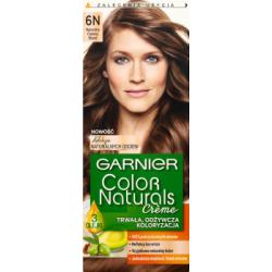 Garnier Color Naturals Creme Farba do włosów 6N Naturalny ciemny blond