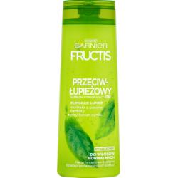 Garnier Fructis Przeciwłupieżowy 2w1 Szampon wzmacniający do włosów normalnych 400 ml