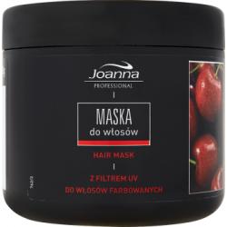 Joanna Professional Maska do włosów farbowanych 500 g