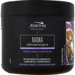 Joanna Professional Maska odbudowująca 500 g