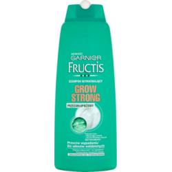 Garnier Fructis Grow Strong Szampon przeciwłupieżowy przeciw wypadaniu do włosów osłabionych 400 ml