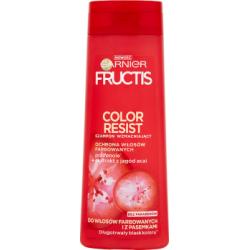 Garnier Fructis Color Resist Szampon wzmacniający do włosów farbowanych i z pasemkami 400 ml