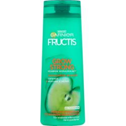 Garnier Fructis Grow Strong Szampon wzmacniający przeciw wypadaniu dla włosów osłabionych 400 ml