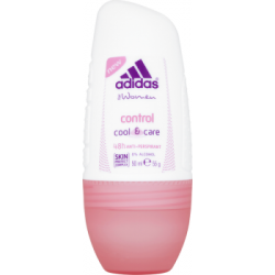 Adidas for Women Control Dezodorant antyperspirant w kulce 50 ml