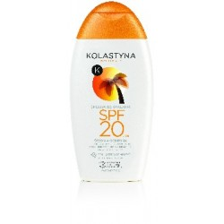 Kolastyna Emulsja do opalania SPF 20 200 ml