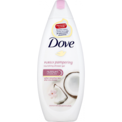 Dove Purely Pampering Coconut Milk with Jasmine Petals Odżywczy żel pod prysznic 250 ml