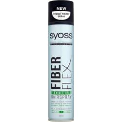 Syoss Fiberflex Flexible Hold Lakier do włosów 300 ml