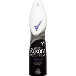 Rexona Women Invisible Pure Antyperspirant w aerozolu 150 ml