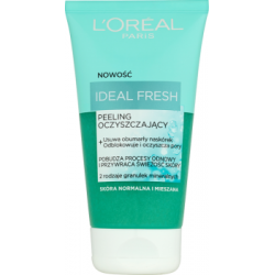 L'Oréal Paris Ideal Fresh Peeling oczyszczający 150 ml