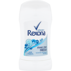 Rexona Women Shower Clean Antyperspirant w sztyfcie 40 ml