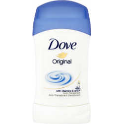 Dove Original Antyperspirant w sztyfcie 40 ml