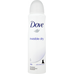 Dove Invisible Dry Antyperspirant w aerozolu 150 ml