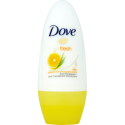 Dove Go Fresh Grapefruit & Lemongrass Antyperspirant w kulce 50 ml