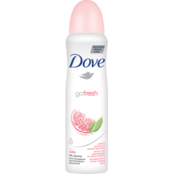 Dove Go Fresh Pomegranate and Lemon Verbena Antyperspirant w aerozolu 150 ml