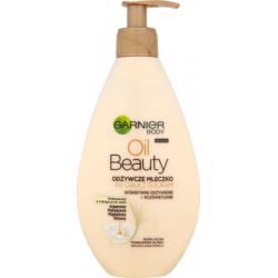 Garnier Body Oil Beauty Odżywcze mleczko do ciała z olejkami 250 ml