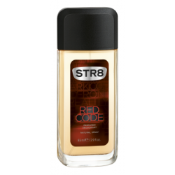 STR8 Red Code Dezodorant natural spray 85 ml
