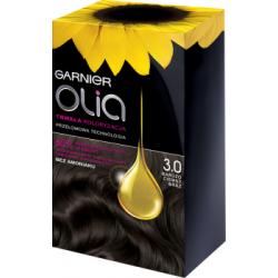 Garnier Olia Farba do włosów 3.0 Bardzo Ciemny brąz