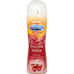 Durex Play Soczysta Wiśnia Żel intymny przyjemnie owocowy 50 ml