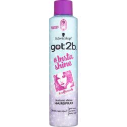 got2b Insta-shine Lakier do włosów 300 ml