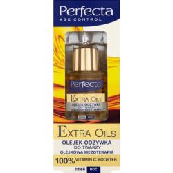 Perfecta Age Control Extra Oils Olejek-odżywka do twarzy na dzień i noc 15 ml
