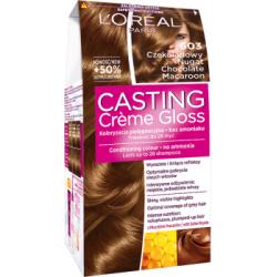 Loreal Paris Casting Creme Gloss Farba do włosów 603 Czekoladowy nugat