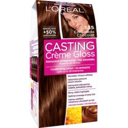 Loreal Paris Casting Creme Gloss Farba do włosów 535 Czekolada