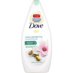 Dove Purely Pampering Odżywczy żel pod prysznic 500 ml
