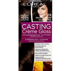 Loreal Paris Casting Creme Gloss Farba do włosów 513 Mroźne trufle