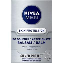 NIVEA MEN Skin Protection Balsam po goleniu 100 ml