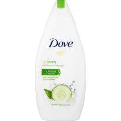 Dove Go Fresh Cucumber & Green Tea Scent Odżywczy żel pod prysznic 500 ml