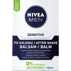 NIVEA MEN Sensitive Balsam po goleniu 100 ml