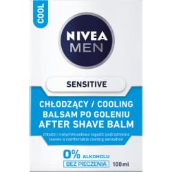 NIVEA MEN Sensitive Chłodzący balsam po goleniu 100 ml