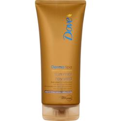 Dove Derma Spa Summer Revived Samoopalający balsam do ciała do średniej i ciemnej karnacji 200 ml