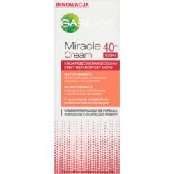Garnier Skin Naturals Miracle Cream 40+ Krem przeciwzmarszczkowy na dzień 50 ml