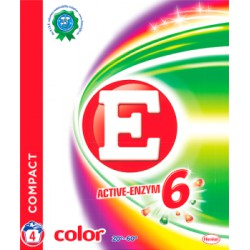E Color Proszek do prania 300 g (4 prania)