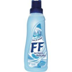 FF Płyn do prania tkanin delikatnych z lanoliną i aloesem 500 ml