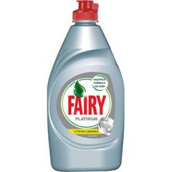 Fairy Platinum Lemon & Lime Płyn do mycia naczyń 430 ml