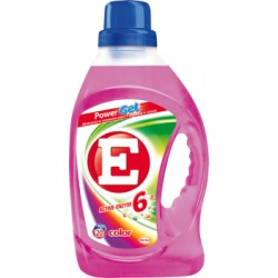 E Active-Enzym 6 Color Żel do prania 1,46 l (20 prań)