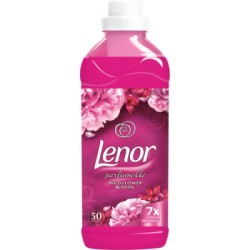 Lenor Sparkling Bloom & Yellow Poppy Płyn do płukania, 50 prań