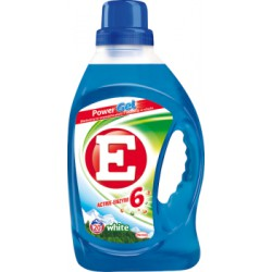 E Active Gel White Żel do prania 1,46 l (20 prań)