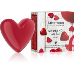 Allverne mydło w kostce With Love 80 g