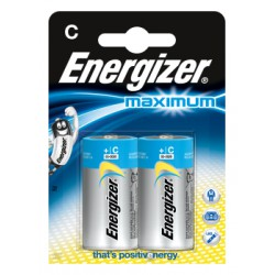 Bateria Energizer Maximum C/2