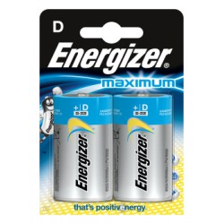 Bateria Energizer Maximum D/2