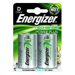 Akumulator Energizer Power Plus D/2 (2500mAh)